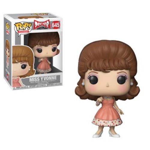 Pop Pee-Wee Playhouse: Miss Yvonne #645