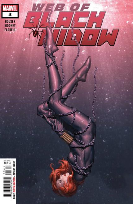 Web Of Black Widow #3 (Of 5)