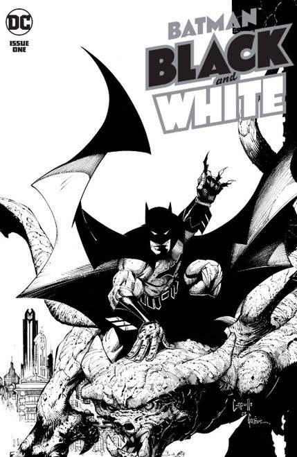 Batman Black And White #1 (Of 6)