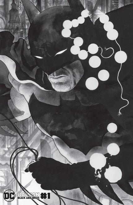 Batman Black And White #1 (Of 6) Var Ed