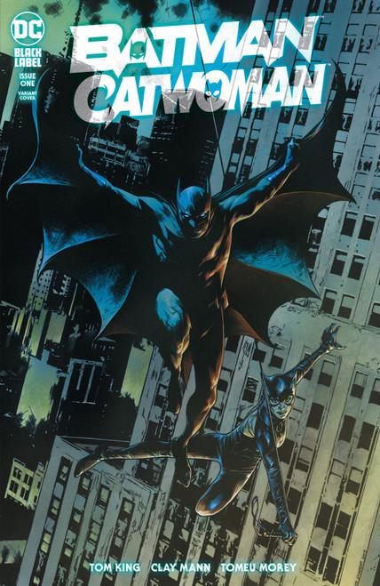Batman Catwoman #1 Travis Charest Var Ed