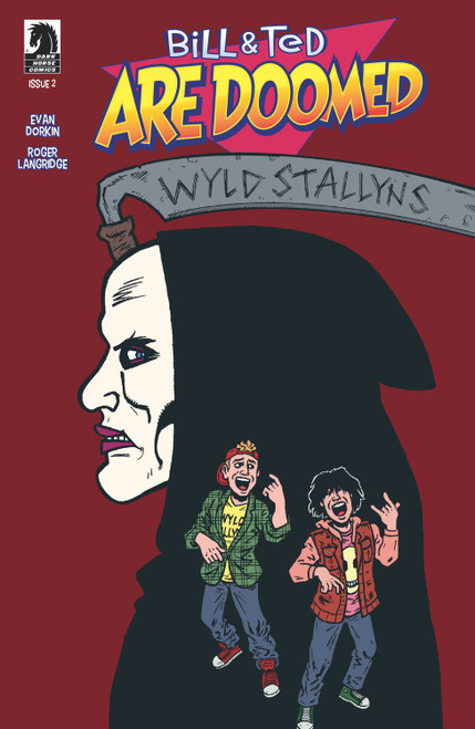 Bill & Ted Are Doomed #2 (Of 4)