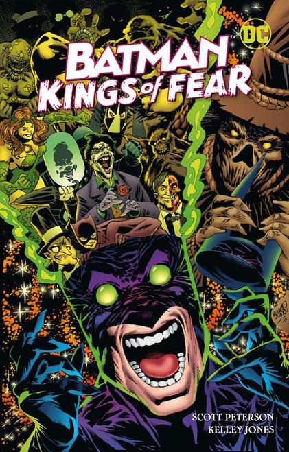 Batman Kings Of Fear