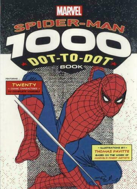 Spider-Man Dot To Dot