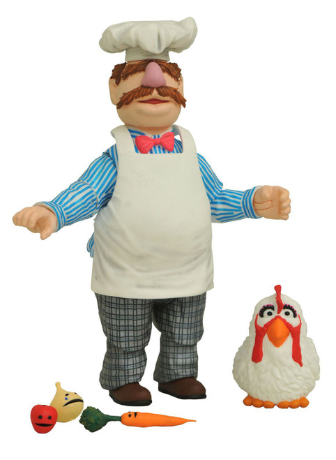 The Muppets: Swedish Chef and Chicken - 2 Pack