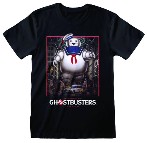 Ghostbusters - Mike Mitchell Poster T/S LG