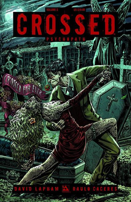 Crossed Vol 3 Psychopath