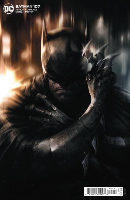 Batman #107 Cvr B Mattina Cardstock Var