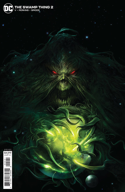 Swamp Thing #2 Cvr B Mattina Cardstock Var