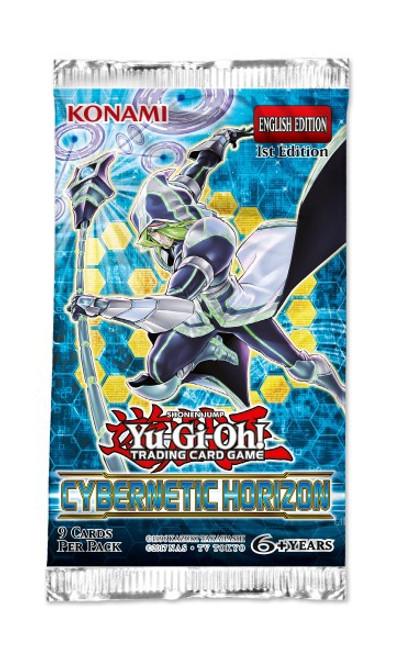 Yu-Gi-Oh! TCG Cybernetic Horizon Booster