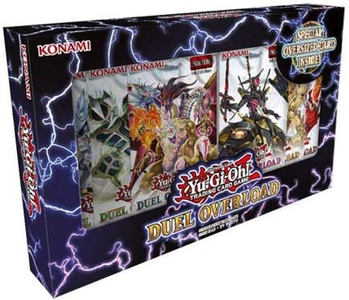 Yu-Gi-Oh! TCG Duel Overload Box