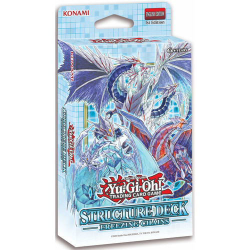Yu-Gi-Oh! TCG: Freezing Chains : Structure Deck