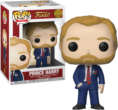 Pop Royal Family: Prince Harry #06