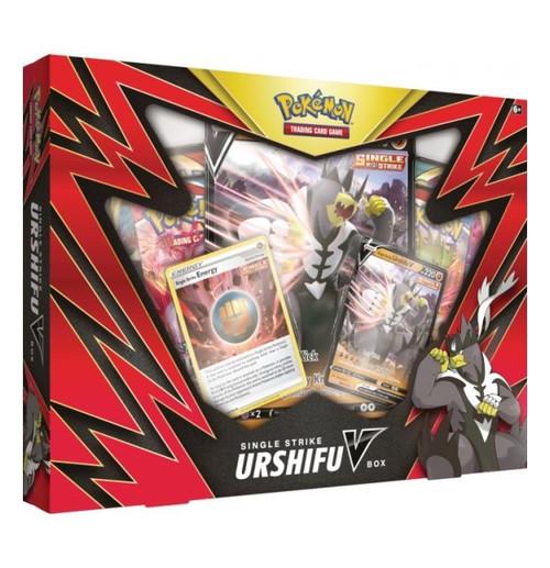 Pokemon TCG: Single Strike Urshifu V Box