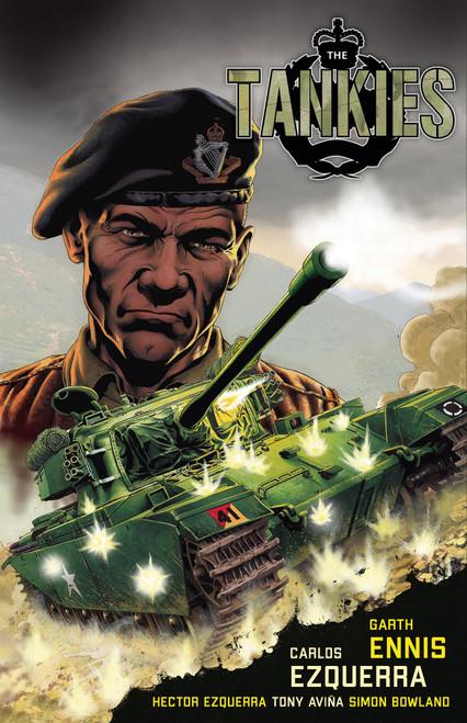 Garth Ennis Tankies Graphic Novel (Mature Readers)