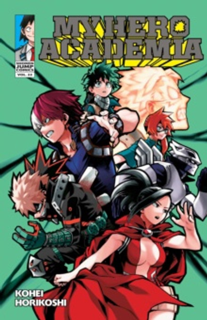 My Hero Academia Vol 22