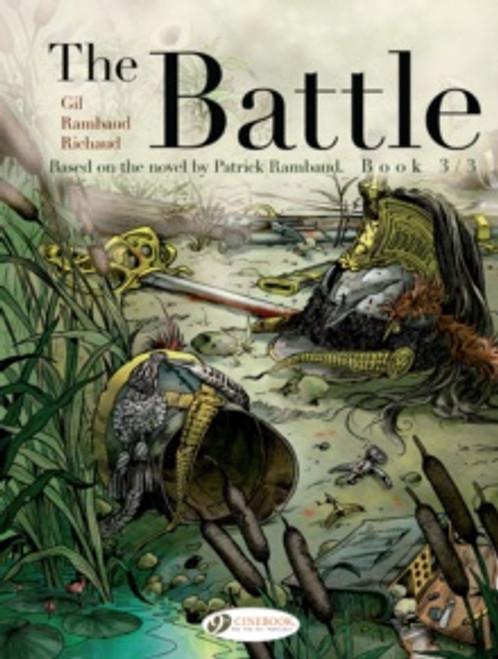 The Battle Book 3/3