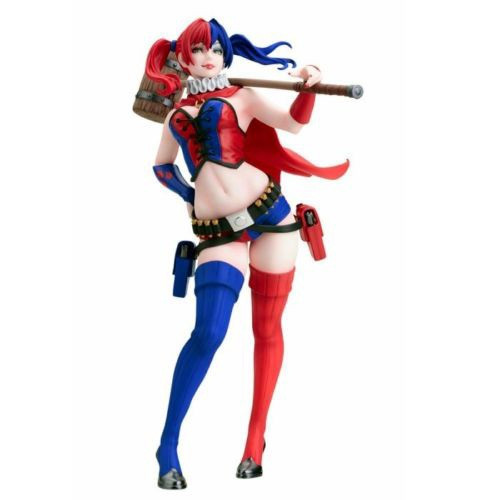 Dc Comics Harley Quinn Bishoujo Statue New 52 Ver