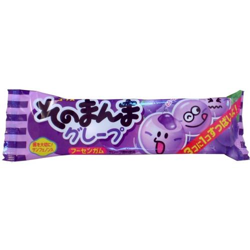 'KORIS' Grape Soft Centred Chewing Gum (Sonomanma Grape), 14g