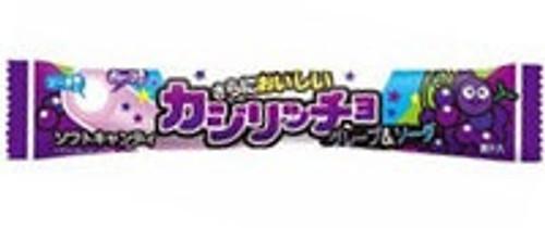 'KORIS' Kajiriccho Grape & Soda Soft Candy Rope, 16g
