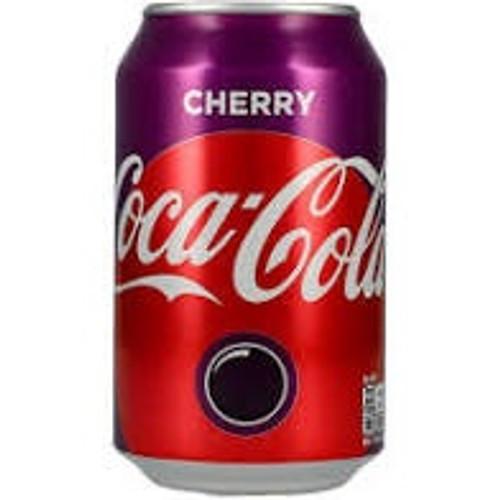 Coke Cherry EU Can 355ml