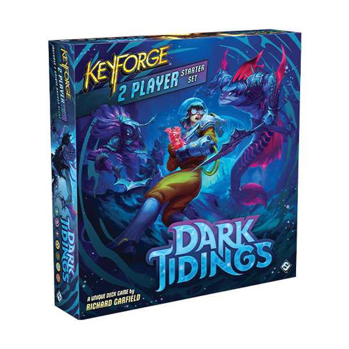 KeyForge Dark Tidings 2 Player Starter
