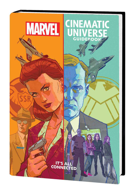 Marvel Cinematic Universe Guidebook All Connected