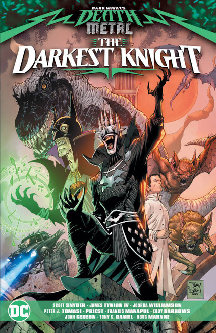 Dark Knights Death Metal The Darkest Knight