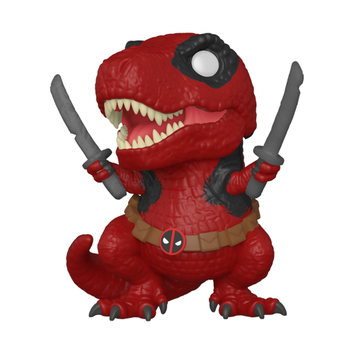 Funko POP! Vinyl: Deadpool 30th -Dinopool #777