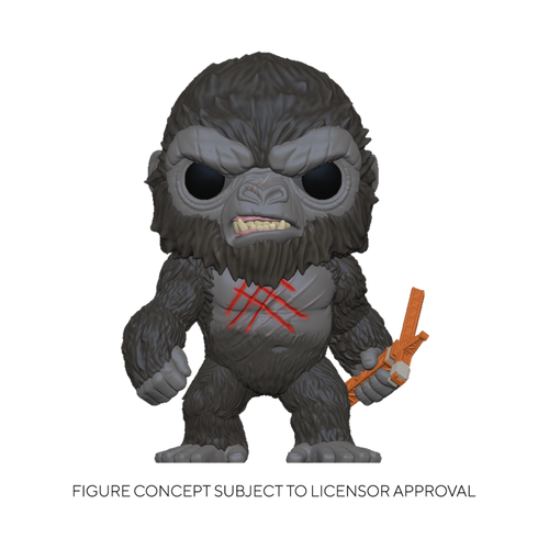 Funko POP! Vinyl: Godzilla Vs Kong - Battle-Scarred Kong #1022