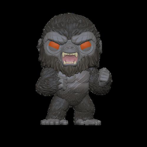 Funko POP! Vinyl: Godzilla Vs Kong - Battle-Ready Kong #1020