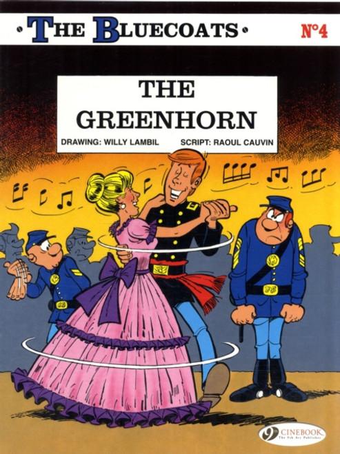 Bluecoats Vol. 4: The Greenhorn