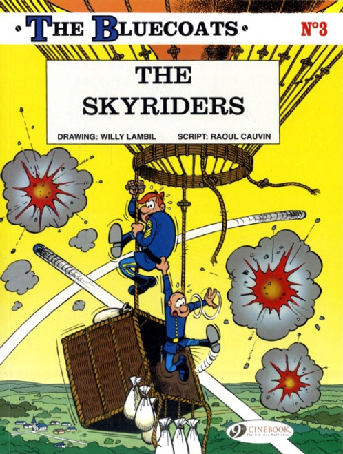 Bluecoats Vol. 3: The Skyriders