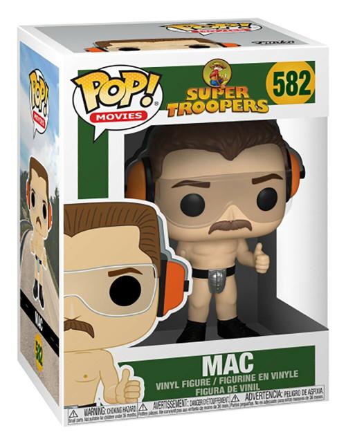 Pop Super Trooper: Mac #582