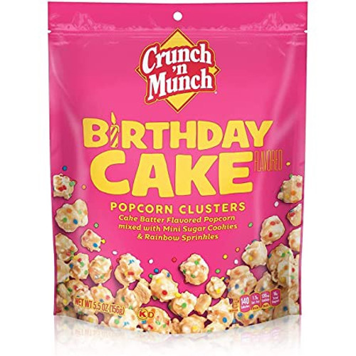 Crunch 'n Munch Birthday Cake 156g