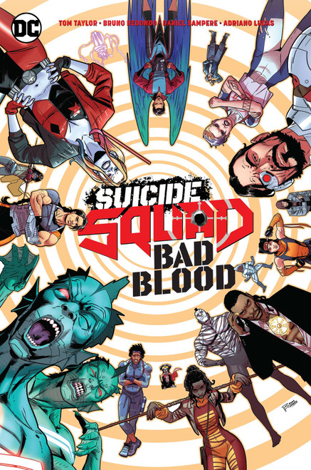 Suicide Squad Bad Blood HC