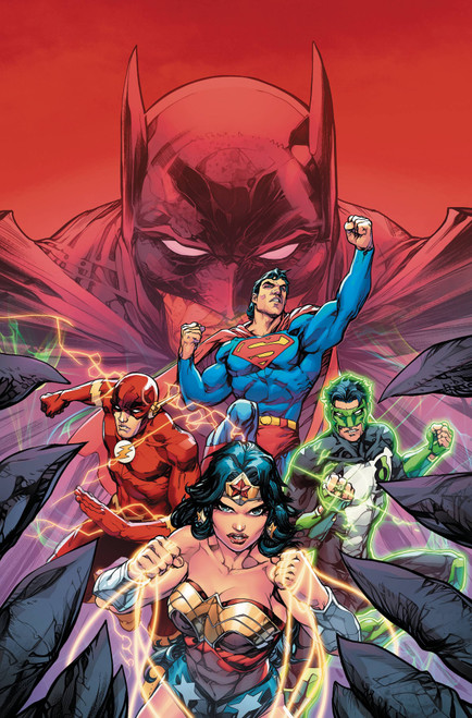 JLA The Tower Of Babel Dlx HC