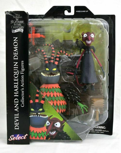 Nbx Select Series 6 Harlequin Demon Action Figure