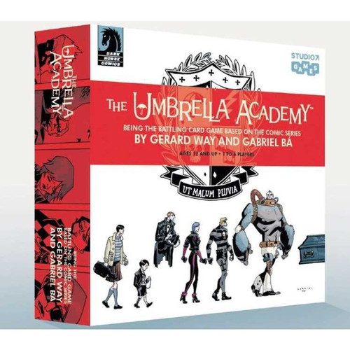 Umbrella Academy Card Game