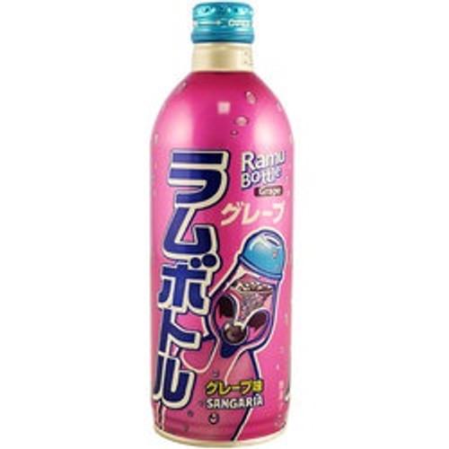 Grape Ramu Bottle 500ml