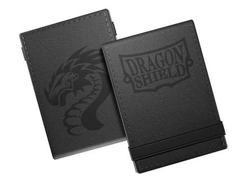 Dragon Shield Life Ledger - Black/Black