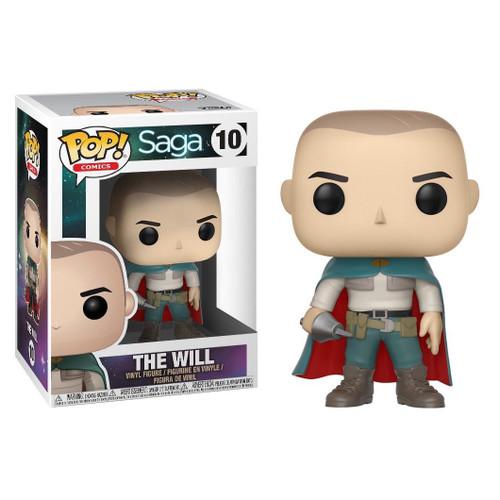 Pop Saga: Will #10