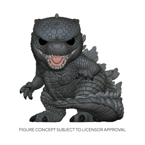 "Funko POP! Vinyl: Godzilla Vs Kong - 10"" Godzilla #1015"
