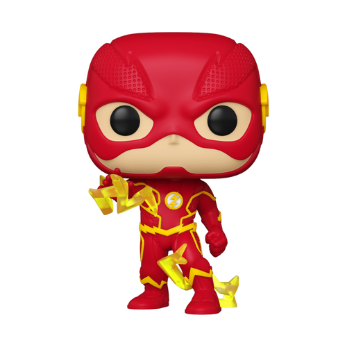 Funko POP! Vinyl: The Flash - The Flash #1097