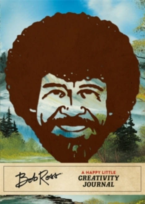 Bob Ross: A Happy Little Creativity Journal