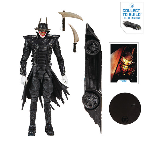 DC Multiverse: The Batman Who Laughs Action Figure
