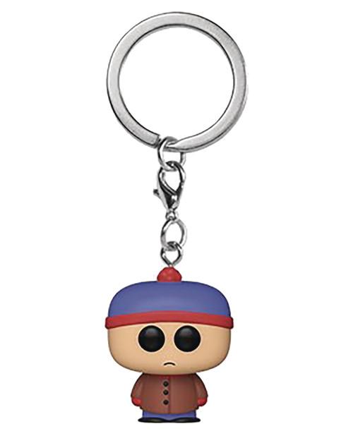 Pocket Pop South Park Stan Fig Keychain