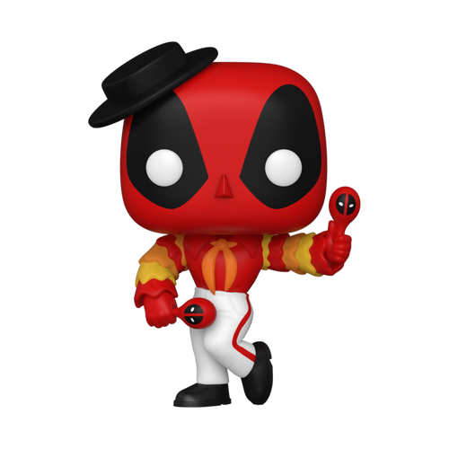 Funko POP! Vinyl: Deadpool 30th -Flamenco Deadpool #778