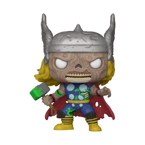 Funko POP! Vinyl: Marvel Zombies -Thor #787