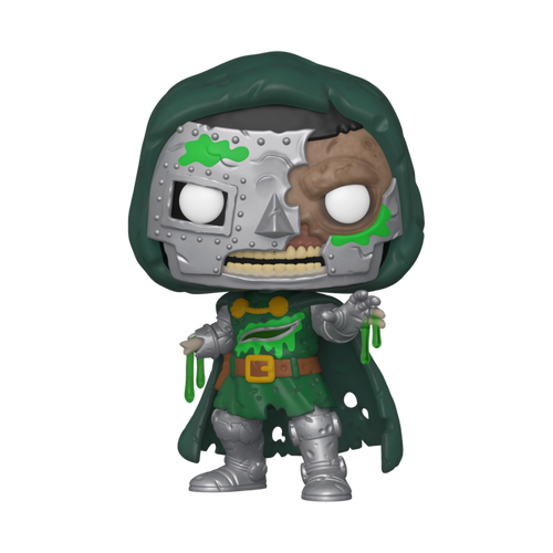 Funko POP! Vinyl: Marvel Zombies - Dr. Doom #789